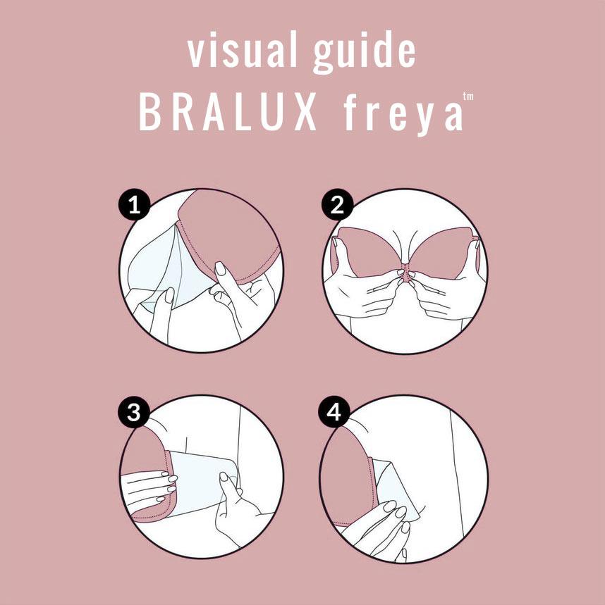 bralux freya guide